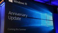 Windows 10 si rifà il trucco: l'Anniversary Update dal 2 agosto