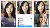 Instagram, arrivano i video in diretta con gli amici